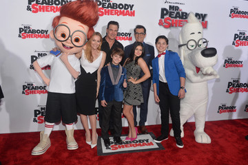 Leslie Mann 'Mr. Peabody & Sherman' Premieres in Westwood — Part 2