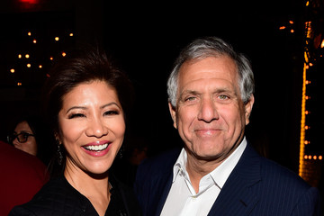 Leslie Moonves Linda Perry Celebration for the Song 'Hands of Love' from the Film 'Freeheld'