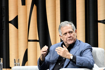 Leslie Moonves Vanity Fair New Establishment Summit - Day 1