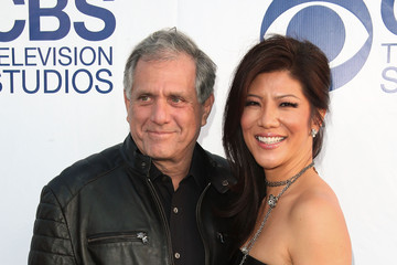 Leslie Moonves Arrivals at the CBS Summer Soiree