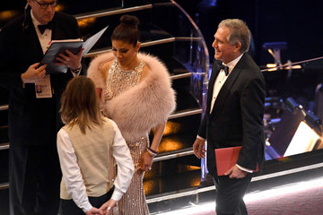 Leslie Moonves 89th Annual Academy Awards - Show