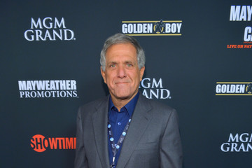 Leslie Moonves VIP Pre-Fight Party For Showtime PPV's Presentation Of The One: Floyd Mayweather Jr. Vs. Canelo Alvarez