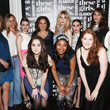 Leslie Russo Glamour Presents 'These Girls' in NYC