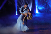 """Kerstin Ott and Isabel Edvardsson perform on stage during the pre-show """"Wer tanzt mit wem? Die grosse Kennenlernshow"""" of the television competition """"Let's Dance"""" on March 15, 2019 in Cologne, Germany. The first show of the 12th season will be broadcasted at March 22, 2019."""