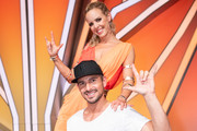 """Isabel Edvardsson and Benjamin Piwko during the 2nd show of the 12th season of the television competition """"Let's Dance"""" on March 29, 2019 in Cologne, Germany."""