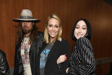 Leticia Cyrus 61st Annual Grammy Awards - Backstage