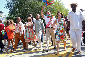 Letitia James Annual West Indian Day Held In Brooklyn