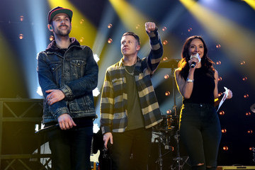 Letty B Macklemore & Ryan Lewis LIVE on the Honda Stage at the iHeartRadio Theater Los Angeles