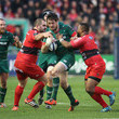 Levan Chilachava RC Toulon v Leicester Tigers - European Rugby Champions Cup