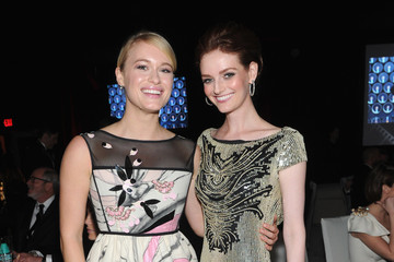 Leven Rambin Elton John AIDS Foundation Oscar Viewing Party — Part 4