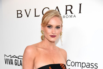 Leven Rambin 26th Annual Elton John AIDS Foundation Academy Awards Viewing Party sponsored by Bulgari, celebrating EJAF and the 90th Academy Awards  - Inside