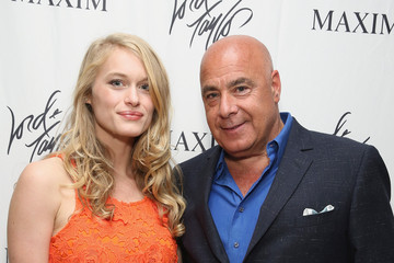 Leven Rambin Lord & Taylor Suddenly Summer Jam With Maxim Magazine and Dellin Betances