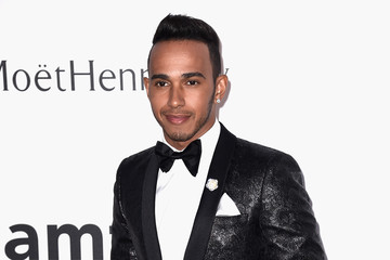 Lewis Hamilton amfAR's 22nd Cinema Against AIDS Gala - Arrivals