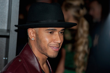 Lewis Hamilton Casamingos Tequila and Cindy Crawford Book Launch Party - Red Carpet Arrivals