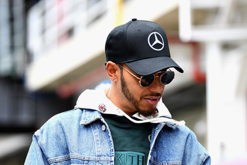 Lewis Hamilton European Best Pictures Of The Day - November 08, 2018