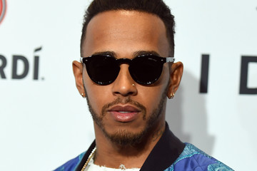Lewis Hamilton TIDAL X Benefit Concert Powered By BACARDI And Hosted By Fat Joe