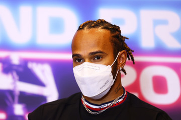 Lewis Hamilton European Best Pictures Of The Day - June 03