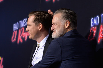 Lewis Pullman Premiere Of 20th Century FOX's 'Bad Times At The El Royale' - Arrivals
