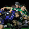 Lewis Robling Newcastle Falcons v Newport Gwent Dragons
