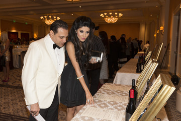 Leyla Milani 7th Annual Ante Up For Autism Event At The St. Regis Monarch Beach Resort