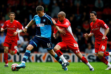 Alex Revell Leyton Orient v Wycombe Wanderers