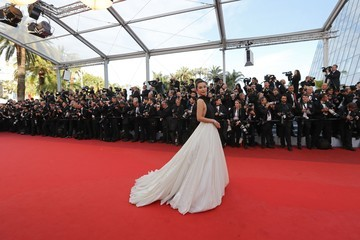 Li Bingbing 'Cafe Society' & Opening Gala - Red Carpet Arrivals - The 69th Annual Cannes Film Festival