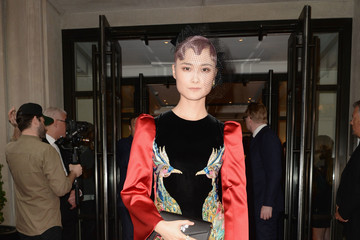 Li Yuchun The Mark Celebrates The 2019 Met Gala