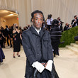LiL Uzi Vert The 2021 Met Gala Celebrating In America: A Lexicon Of Fashion - Arrivals