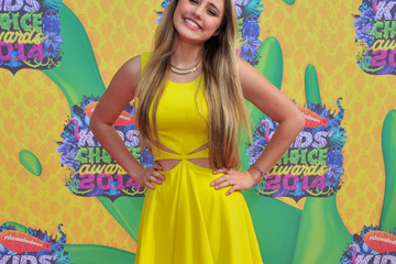 Lia Marie Johnson Nickelodeon's 27th Annual Kids' Choice Awards - Arrivals