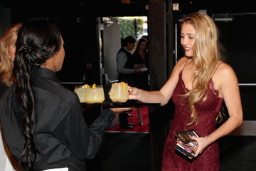 Lia Marie Johnson CASAMIGOS Tequila At The Hollywood Film Awards