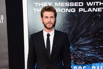 Liam Hemsworth Premiere of 20th Century Fox's 'Independence Day: Resurgence' - Arrivals