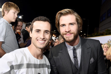 Liam Hemsworth 'The Hunger Games: Mockingjay, Part 1' LA Premiere — Part 2