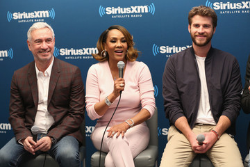 Liam Hemsworth SiriusXM's 'Town Hall' With the Cast of 'Independence Day: Resurgence' Town Hall