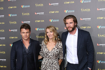 Liam Hemsworth 2015 G'DAY USA Gala Featuring The AACTA International Awards Presented By QANTAS