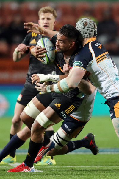 Super Rugby Rd 18 - Chiefs vs. Brumbies