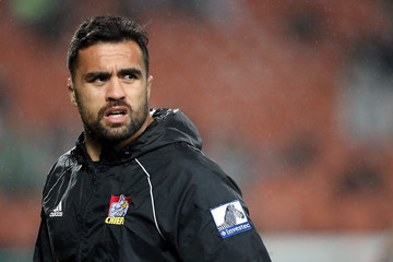 Liam Messam Super Rugby Rd 19 - Chiefs vs. Hurricanes