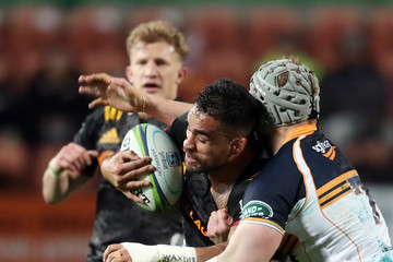 Liam Messam Super Rugby Rd 18 - Chiefs vs. Brumbies