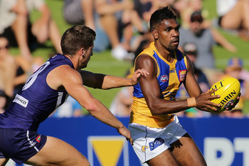 Liam Ryan Fremantle vs. West Coast - JLT Community Series