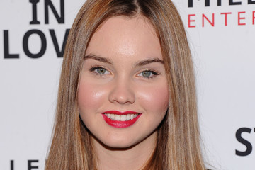 Liana Liberato 'Stuck in Love' Premieres in NYC