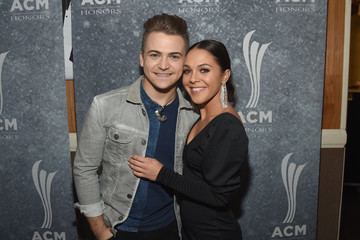 Libby Barnes 11th Annual ACM Honors - Backstage and Audience