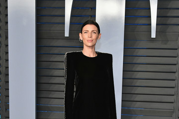 Liberty Ross 2018 Vanity Fair Oscar Party Hosted By Radhika Jones - Arrivals