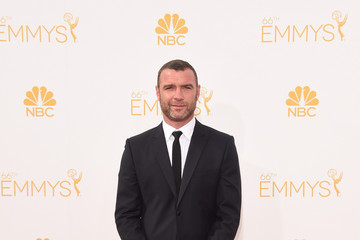 Liev Schreiber Arrivals at the 66th Annual Primetime Emmy Awards — Part 2