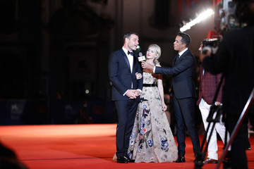 Liev Schreiber Persol Tribute to Visionary Talent Award to Liev Schreiber and 'The Bleeder' Premiere - 73rd Venice Film Festival