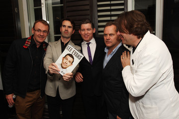 "Jack Dee ""The Life Of Lee"" By Lee Evans - Book Launch"