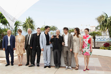 Isabella Ragonese Luca Zingaretti Our Life - Photocall:63rd Cannes Film Festival