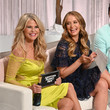 Christie Brinkley and Leah Wyar Photos