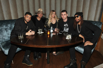 Lil Jon Interscope Grammy After Party With Lady Gaga