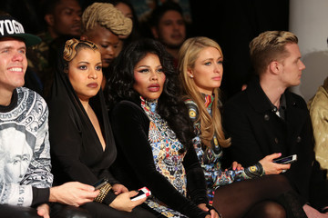 Lil Kim The Blonds - Front Row - MADE Fashion Week Fall 2014