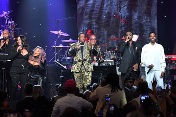 """Lil Kim Pre-GRAMMY Gala and GRAMMY Salute to Industry Icons Honoring Sean """"Diddy"""" Combs - Show"""