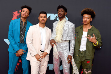 Lil Nas X YoungKio 2019 MTV Video Music Awards - Arrivals